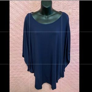 Navy Tunic, One Size